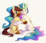 cuddle by ILightningStarI