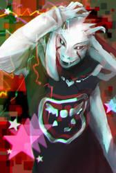 Magical Goat by Hachimitsubani