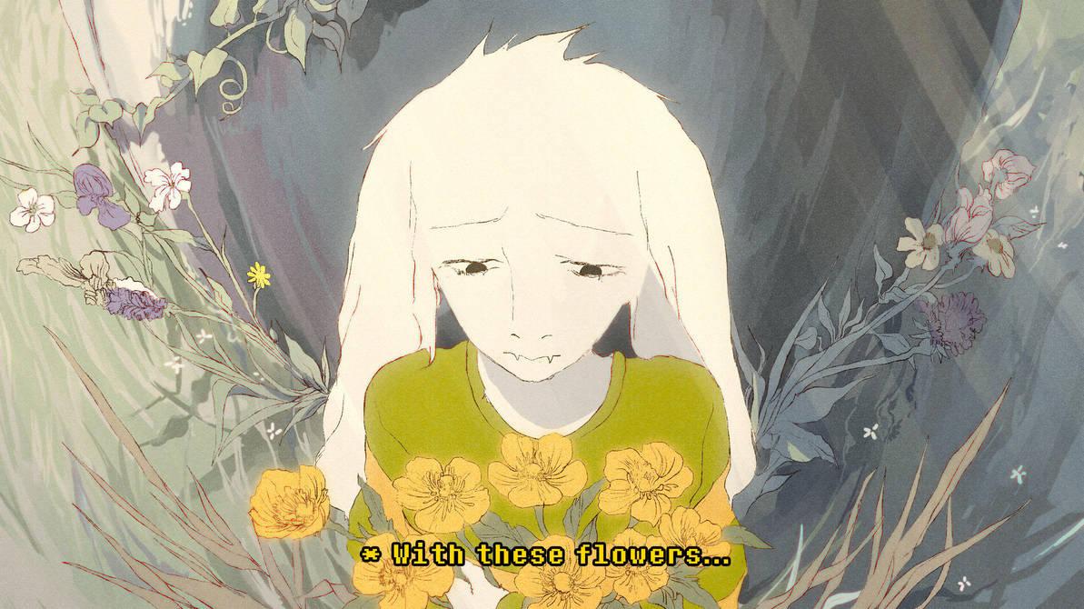 Ut Flowers 1 by Hachimitsubani
