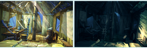 Lake House - final renders by MystiqueX