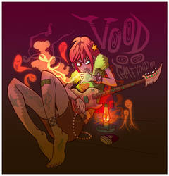 The voodoo that yoodoo by scrotumnose