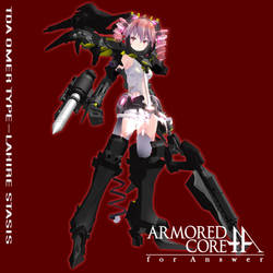 Armored Devil - TDA TYPE-LAHIRE Stasis Teto | DL by XRRoy