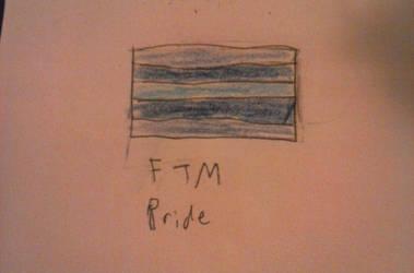 LGBT month flag #14 by JorwayBlacknight