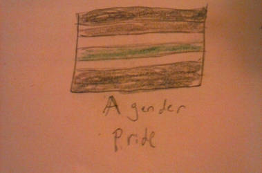 LGBT month flag #15 by JorwayBlacknight