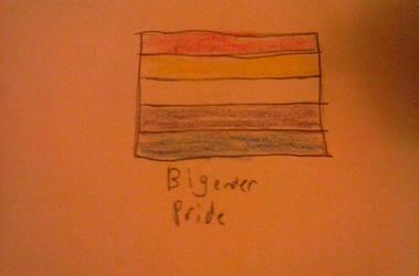 LGBT month flag #17 by JorwayBlacknight