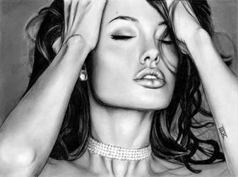 Angelina Jolie by Loga90