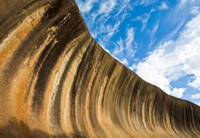 Wave Rock 1 by fwscharpf
