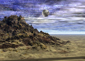 Fresh Alien Terrain by dariusberne