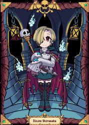 Granblue Fantasy - Shirasaka Koume by ucantw1n