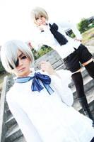 Kuroshitsuji II: Ciel + Alois by krishinya