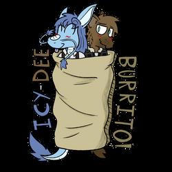 Icy-Dee Burrito by Kev-Dee