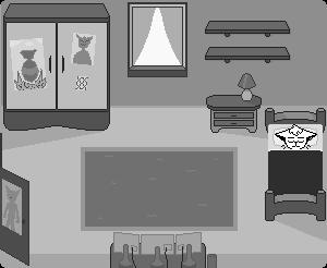 Teller's Bedroom by Kev-Dee