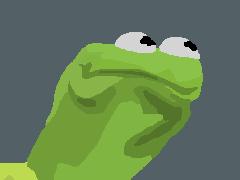 Kermit Pixelart By Wysoug On Deviantart