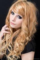blond devil by Hanny-Honeymoon
