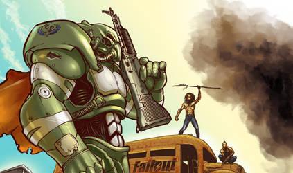 Fallout4 by EnriqueNL