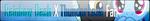 Rainbow Dash X ThunderLane Fan - Fan Button by ForbiddenZodiac
