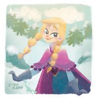 Anna...again!!! by Linoermel