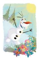 Olaf by Linoermel