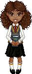Hermione Granger by mokia-sinhall