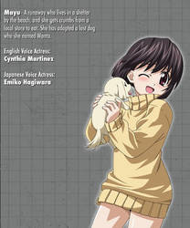 Mayu by avatarviola
