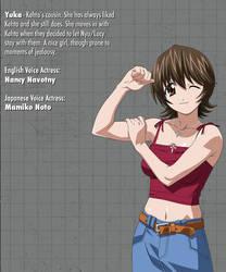 Yuka by avatarviola