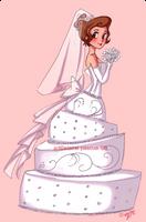 Cake Bride by Mango-Pirate