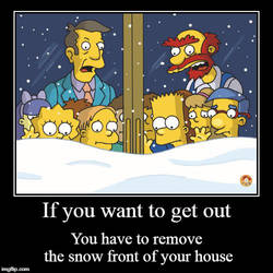 The Simpsons demotivational poster by Mroyer782