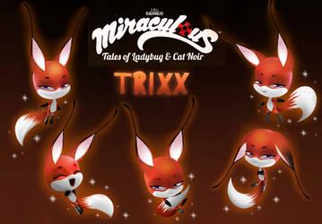 Trixx [OFFICIAL KWAMI RELEASE] by Chloeinka
