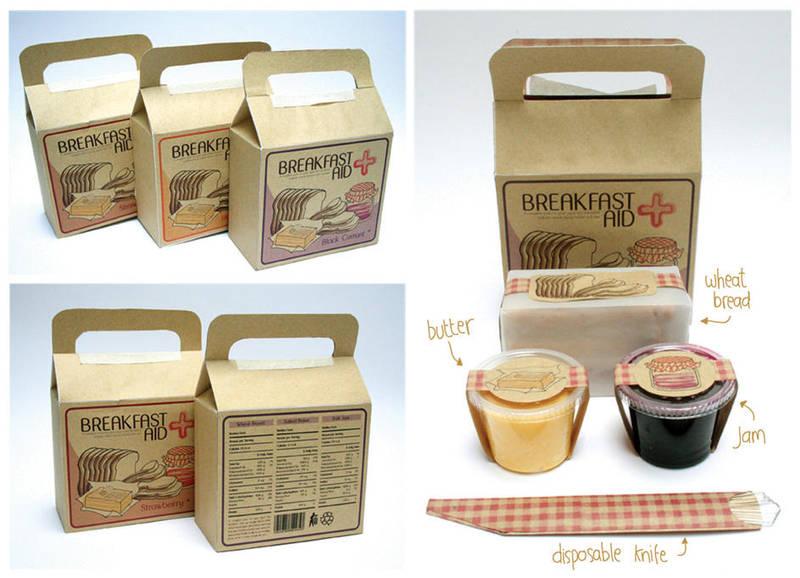 breakfast aid by crayolalala
