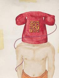 CONVERSATION by crayolalala