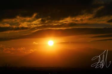 Sunset Tonight by 1001G