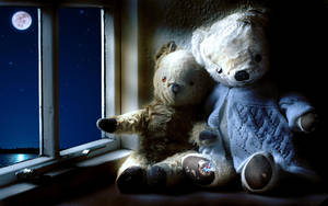 Teddybear-night by Buffelo
