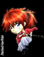 Rurouni Kenshin by LuizRaffaello
