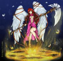 Red_Angel.Remake by LuizRaffaello