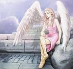 White Angel by LuizRaffaello