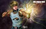 Genos - ONE PUNCH MAN by LuizRaffaello