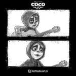 Miguel - Coco by LuizRaffaello