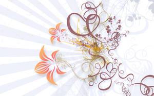 Swirly wallpaper by Sjoewe
