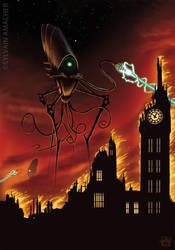 War of the Worlds by CaptainSmog