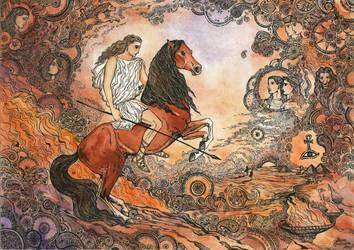 Hephaestion's Destiny by Ephaistien