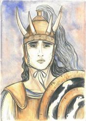 Achilles (Iliad) by Ephaistien