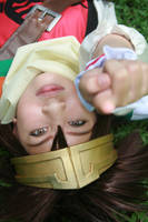 Saiyuki: Touch The Sunlight by SavingSunlight