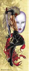 commission Tex Scorpion Mako by ShidoVicious