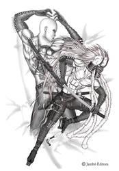 commission Tex Scorpion Mako 2 by ShidoVicious