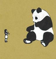 Panda by kekepk
