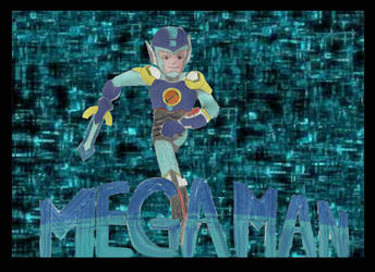 New Mega Man by Shellquake