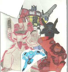 Team Prime 2 by Shellquake