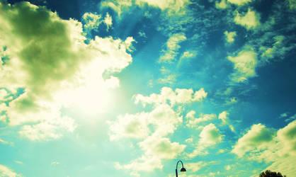 I Am a Cloud. by idolise-me