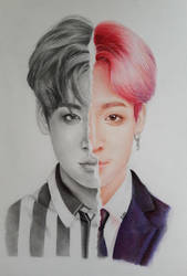 BTS - Jungkook Love Yourself, Answer by forevercoolie