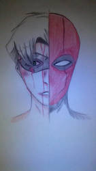 jason todd incomplete sketch by Karen-Donna